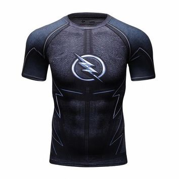 Marvel & DC Superheroes Compression Shirt