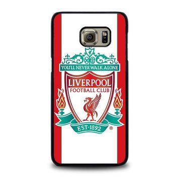 liverpool fc samsung galaxy s6 edge plus case cover  number 1