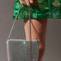 Rhinestone Crossbody Bag | Urban Outfitters