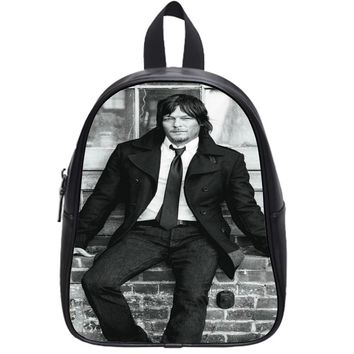 Norman Reedus Daryr Dixon School Backpack Large