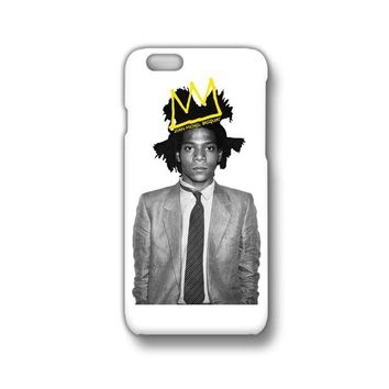LMFONIA Jean Michel Basquiat Graphic Back Case for Iphone