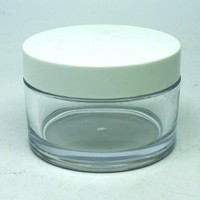 Clear Jar Plastic