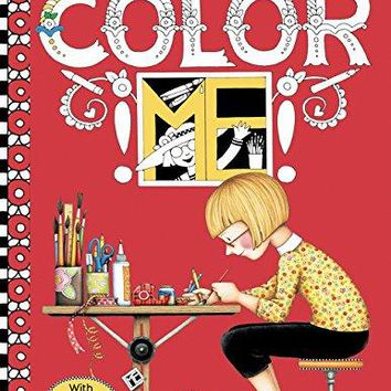 Mary Engelbreit's Color Me Coloring Book CLR