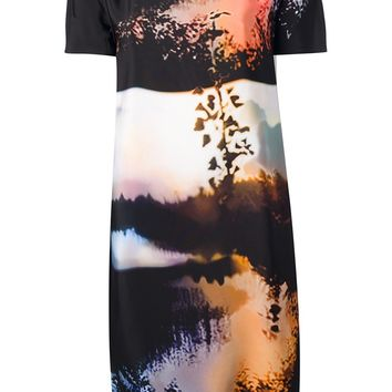 Mary Katrantzou 'Woodstock' Boxy Jersey Dress