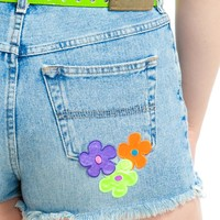 Vintage 90's Daisy Dukes Cut-Off Shorts - L