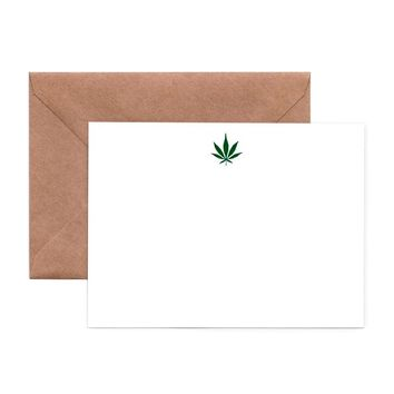 Mary Jane Marijuana Note Cards (Pack of 6)
