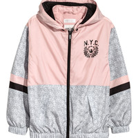 H&M Hooded Windbreaker Jacket $34.99