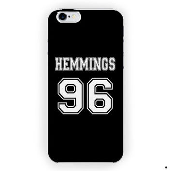 Luke Hemmings 96 5 Seconds Of Summer For iPhone 6 / 6 Plus Case