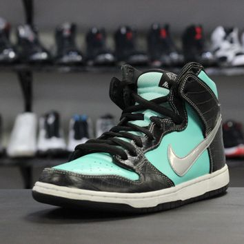 HCXX Nike SB Dunk High Tiffany