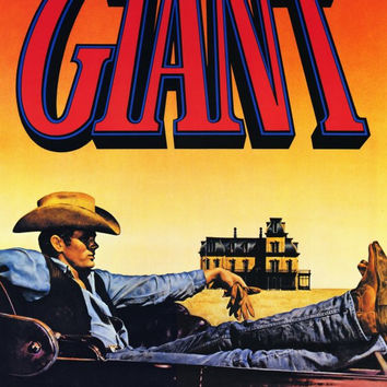 Giant 11x17 Movie Poster (1956)