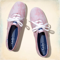 Hollister + Keds Champion Tie-Dye Sneakers