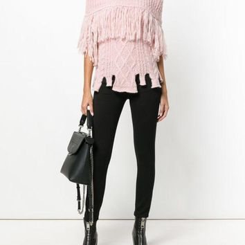 ESBONJF Philosophy Di Lorenzo Serafini Off Shoulder Jumper - Farfetch