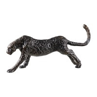 Panther Cast Iron Sculpture by Uttermost