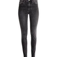 Shaping Skinny High Jeans - from H&M
