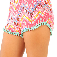 Honey & The Moon Shorts: Multi
