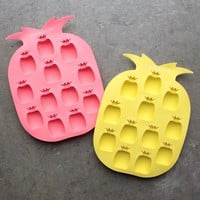 sunnylife - pineapple ice trays 2 set