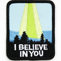 """I Believe in You"" Patch"