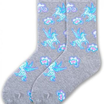 Magical Unicorn Women's Crew Socks