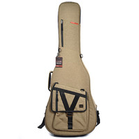 Gator GT-ACOUSTIC-TAN Transit Series Acoustic Guitar Gig Bag