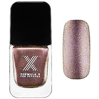 Shifters Formula X for Sephora Nail Polish - Heroic in Lilac and Gold Metallic