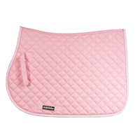 Horze Equestrian Chooze Allround Saddle Pad - Pink