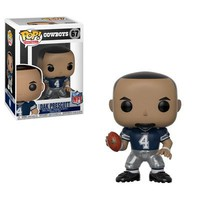 Dak Prescott Funko Pop! NFL Dallas Cowboys