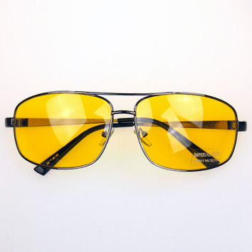 Brand New HQ Night Driving Glasses Anti Glare Vision  for Driver Safety