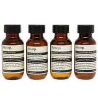Aesop Jet Set Travel Collection | Beauty Travel by Aesop | Liberty.co.uk
