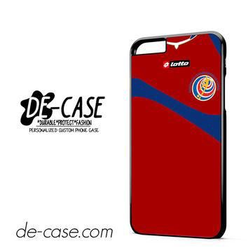 Costa Rica Soccer Jersey DEAL-2830 Apple Phonecase Cover For Iphone 6 / 6S Plus