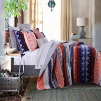 Farmington Reversible Quilt Set