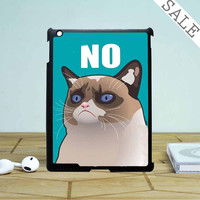 Cactus The Cranky Cat iPad 4 | 5 Case