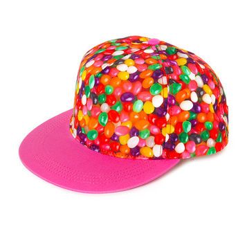 Jelly Bean Baseball Cap