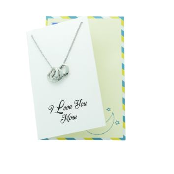 Marlina Heart Necklace Happy Birthday Granddaughter Gifts Greeting Cards