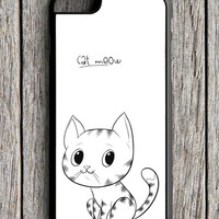 Cat Meow iPhone 6 Case