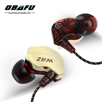 In Ear HiFi Earphone For Phone 3.5MM