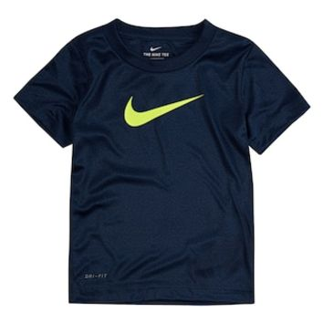Toddler Boy Nike Dri-FIT Heathered Tee | null
