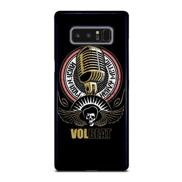 VOLBEAT HEAVY METAL Samsung Galaxy Note 8 Case Cover