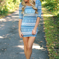 Cold Front Dress