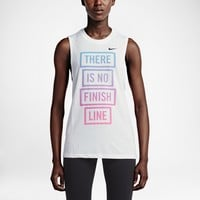 """NIKE """"THERE IS NO FINISH LINE"""""""