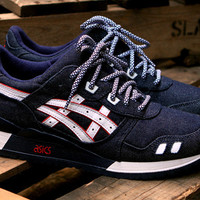 "Asics Gel Lyte III X (Ronnie Fieg ""Selvedge Denim"")"