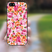 iphone 5c case,iphone 5 case,iphone 5s case,iphone 5s cases,iphone 5 cases,iphone 5c case,cute iphone 5s case--Flower,in plastic,silicone.