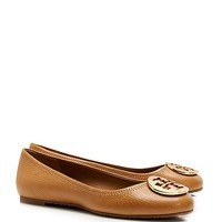 Tory Burch Reva Ballet - Tumbled Leather
