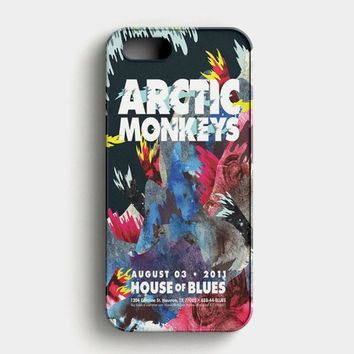 Arctic Monkeys 2013.50 Logo iPhone SE Case