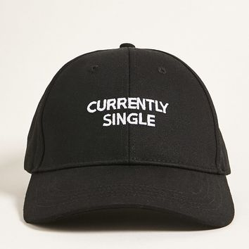 Men Currently Single Dad Cap