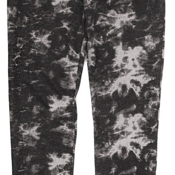 Acid Wash Jogger Sweatpant