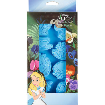 Disney Alice In Wonderland Ice Cube Tray