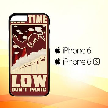 ALL TIME LOW logo Y0296 iPhone 6|6S Case