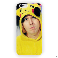 Phil Lester Youtuber Cute Music For iPhone 6 / 6 Plus Case