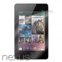Lumii Ark High Quality Screen Protector Film for Google Nexus 7 Tablet - Anti-Glare - 3PACKS
