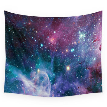Society6 Space Nebula Wall Tapestry